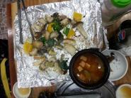 jagalchi market busan dinner 2