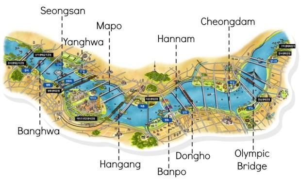 overall hangang river