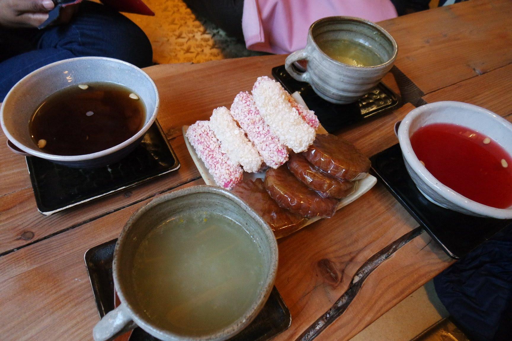 47 Avenue Tea House in Insadong (Hanok teahouse)