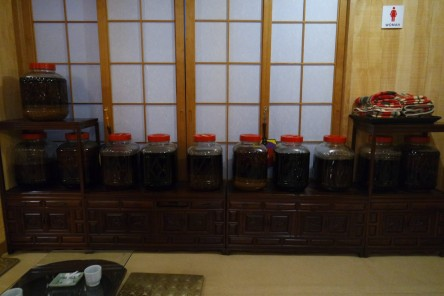 47 Avenue Tea House in Insadong (Hanok teahouse)